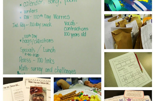 100th Day of 1st Grade: 100 Days Smarter!