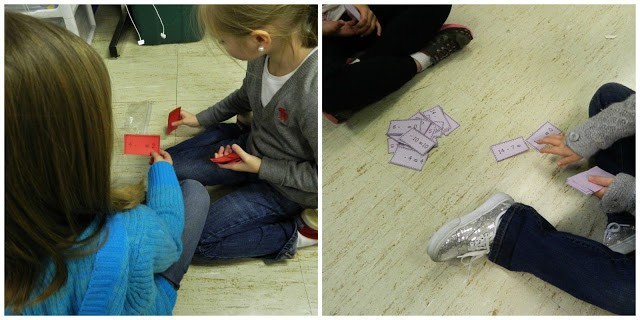 Free Mental Math Centers