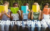 Conferring using Survey Monkey: Reading in the Wild, Ch. 3