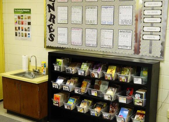 5th Grade Classroom Library