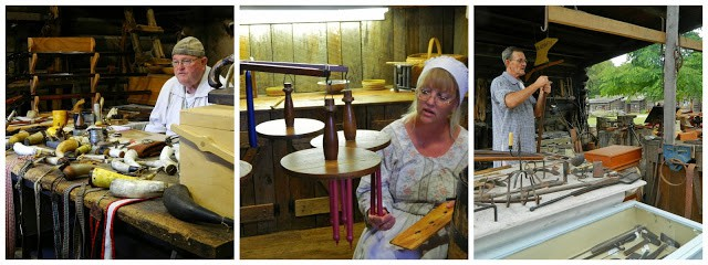 Life in Colonial America Stations