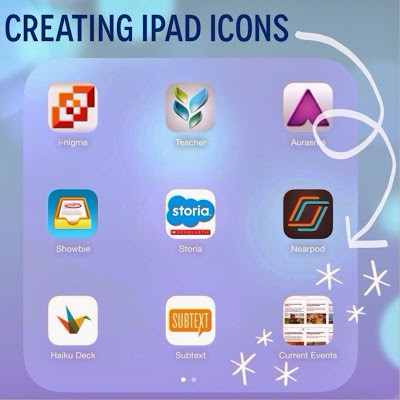Tech Tutorial: Creating an iPad Icon