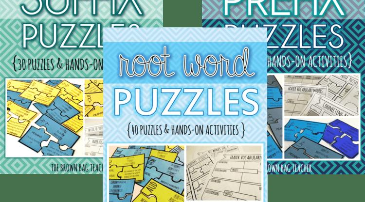 Puzzle Galore!
