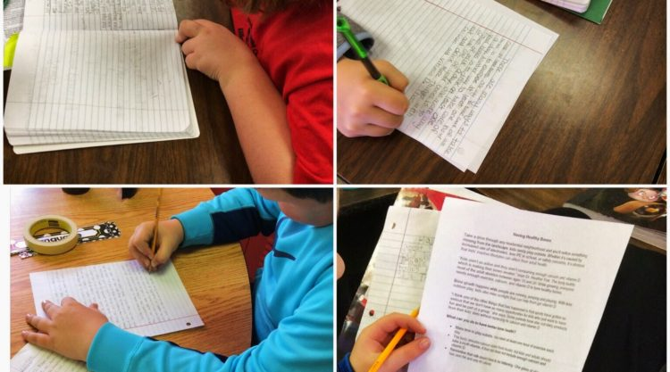 On-Demand Opinion Writing {Motivating Students}