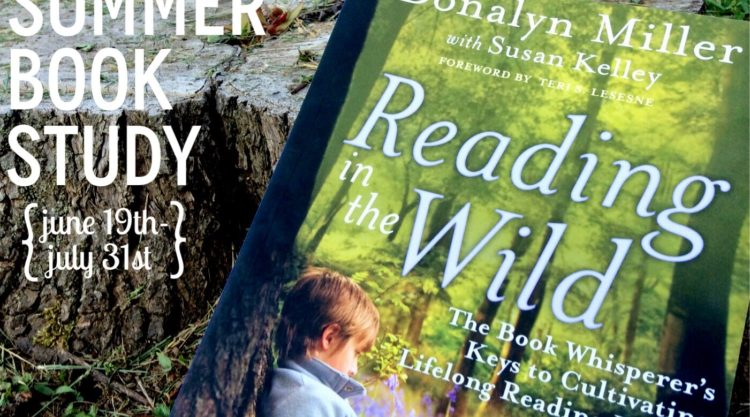 Reading in the Wild {Summer Book Study}