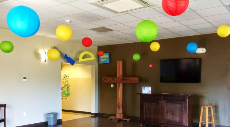 Workshop of Wonders: Vacation Bible School
