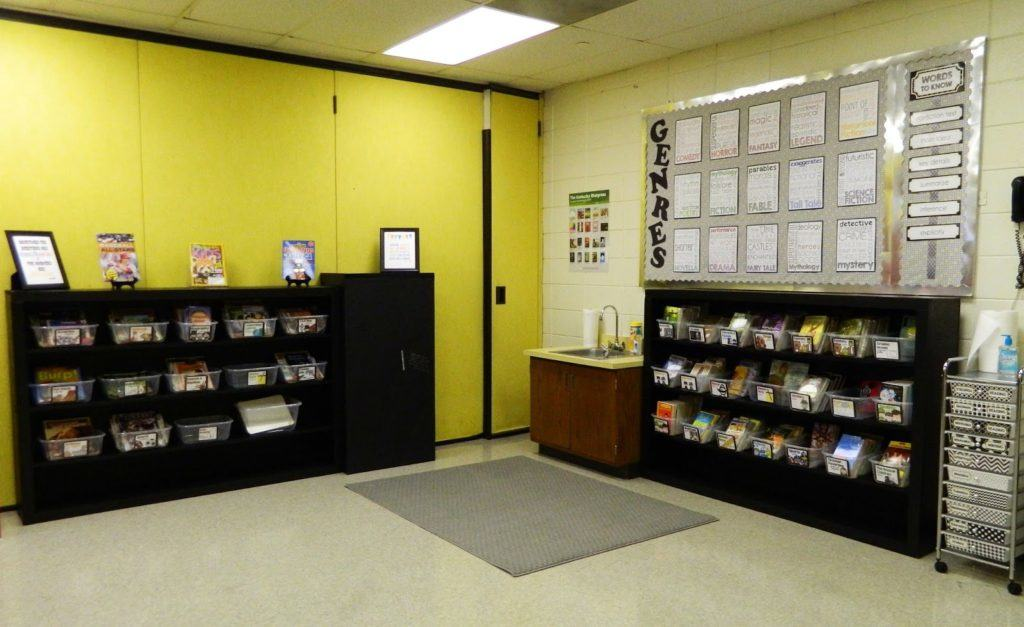 Fine Curating A 5Th Grade Classroom Library The Brown Bag Teacher Home Interior And Landscaping Spoatsignezvosmurscom