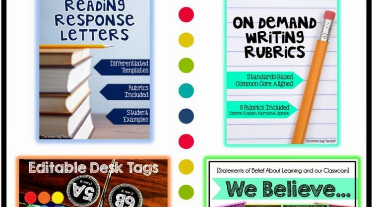 Reading Response Letters & On Demand Writing
