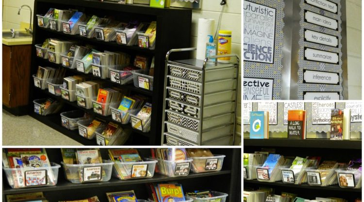Curating a 5th Grade Classroom Library