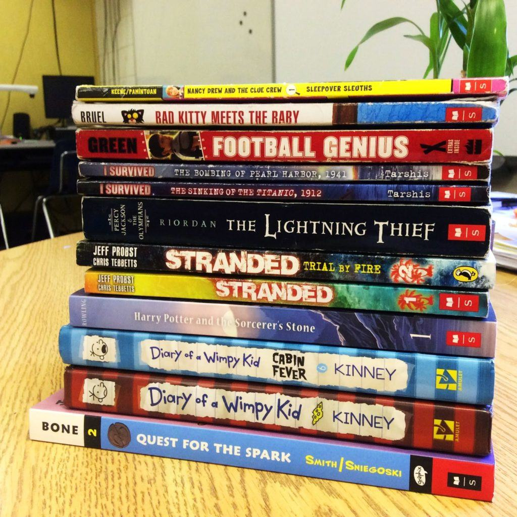 Our favorite 5th grade books the brown bag teacher today marks the last week of our reading in the wild summer book study if you are just joining us and missed the other chapters click below to join in sciox Image collections