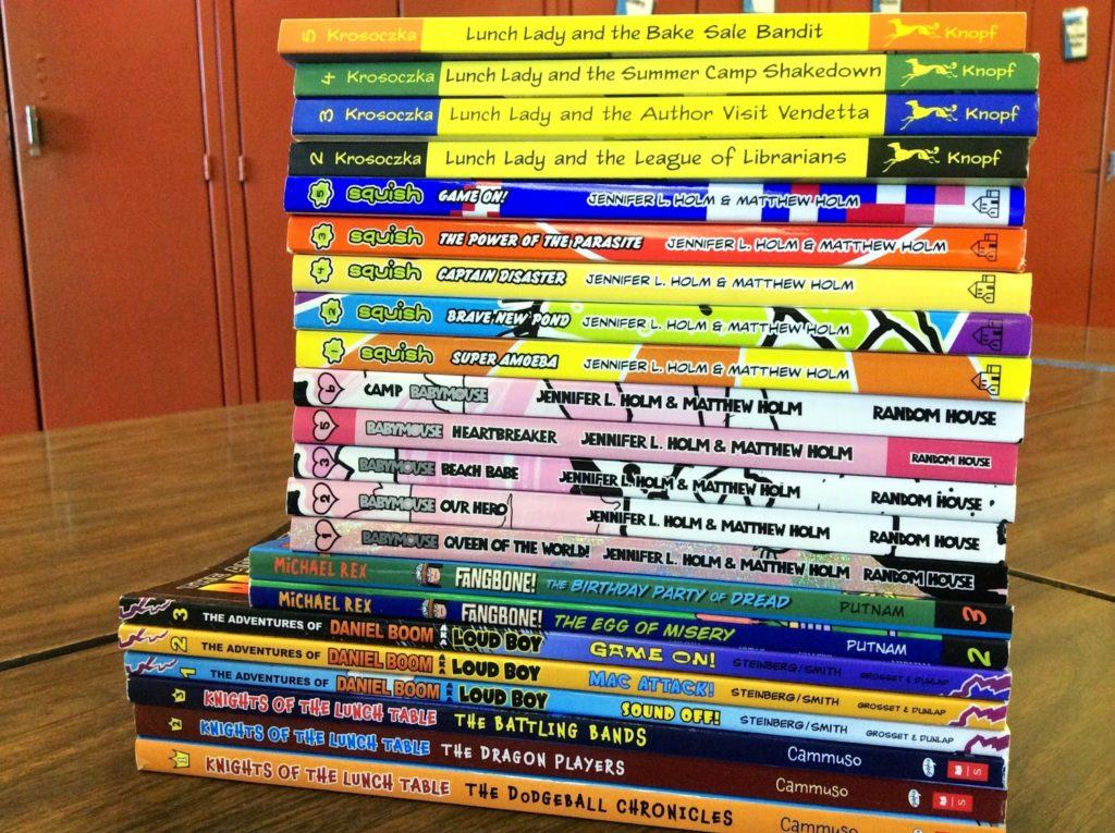 Our favorite 5th grade books the brown bag teacher our favorite 5th grade books sciox Image collections