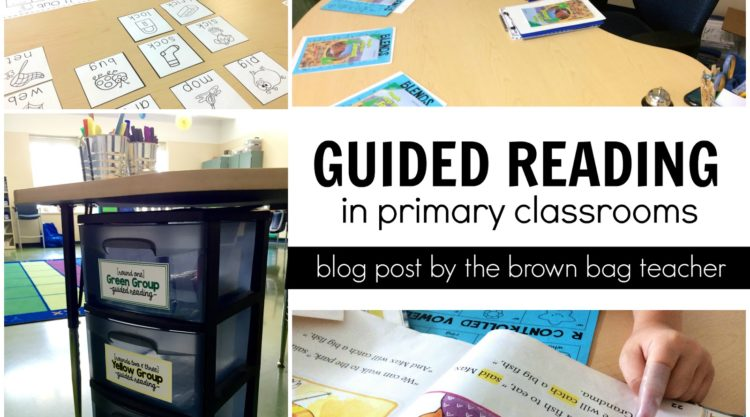 Guided Reading: 1st Grade Style
