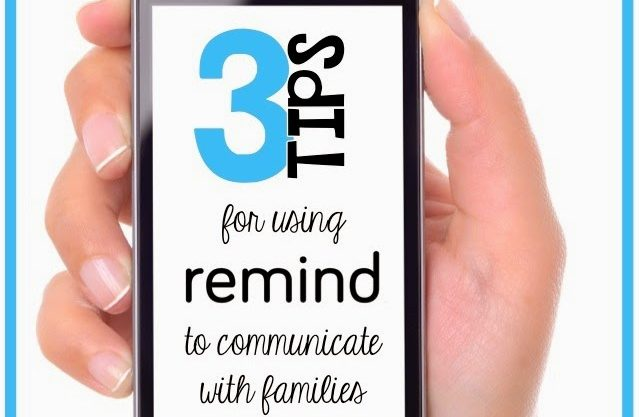 Tips for Using Remind in the Classroom