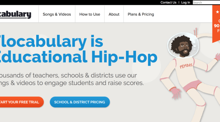 Flocabulary: Using RAP in the Classroom