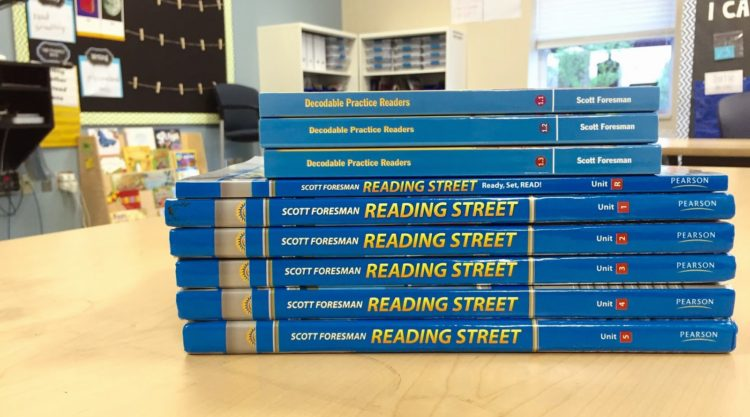 Reading Street in 1st Grade