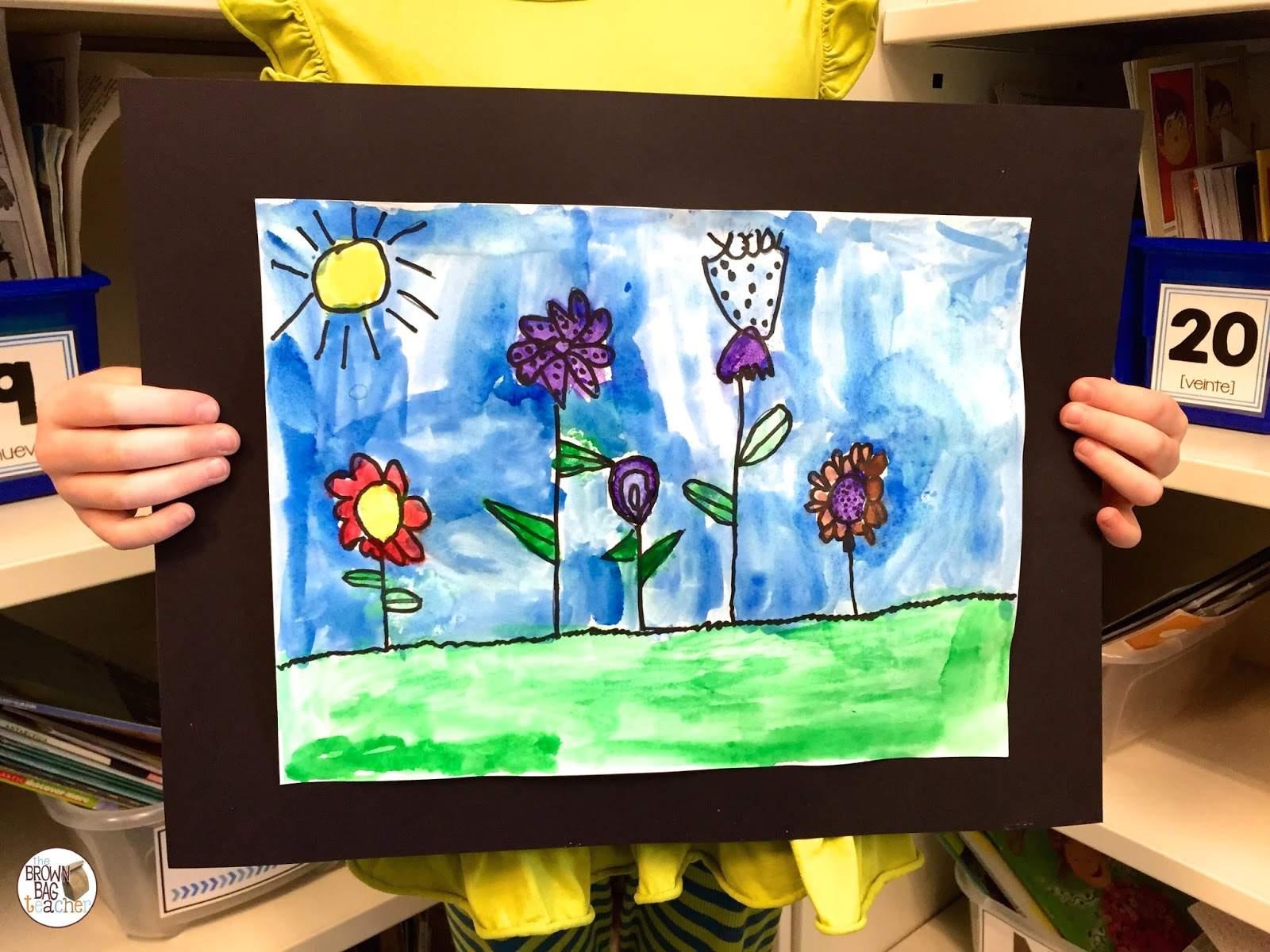 Mother S Day Ideas 1st Grade The Brown Bag Teacher