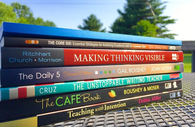 Summer Reading & Daily 5 Book Study