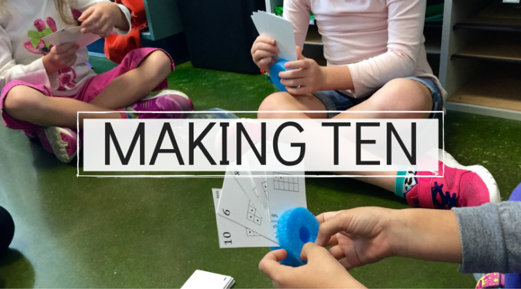 Making 10 Centers, Mini-Lessons, & Online Tools