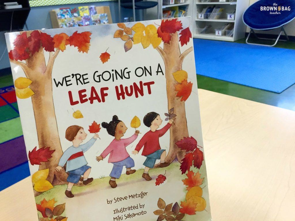 Leaf Chromatography: Why do leaves change color? - The Brown Bag Teacher
