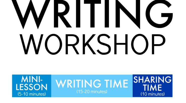 Launching Writer's Workshop: Our 1st Day