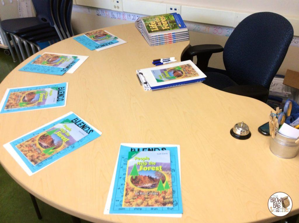 Made for 1st Grade: Guided Reading &amp- Center Rotation Resources