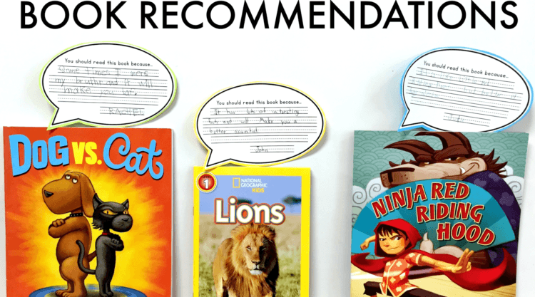 Book Recommendations: Student to Student