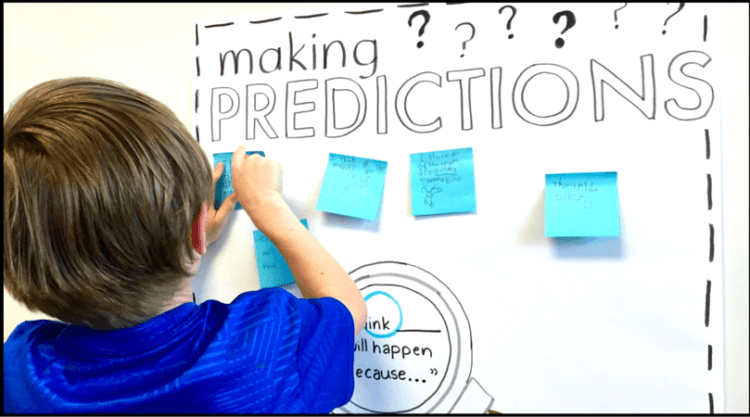 Making Predictions: 1st Grade Read Aloud