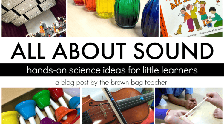 Sound: 1st Grade Science