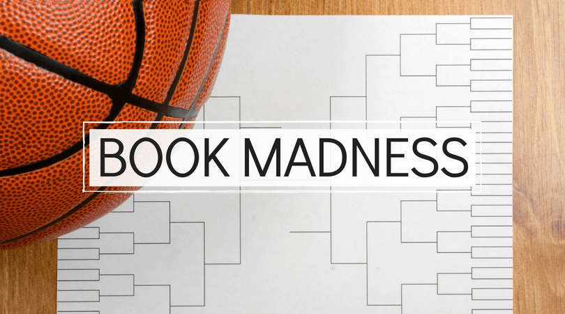 Image result for march madness book tournament 2020