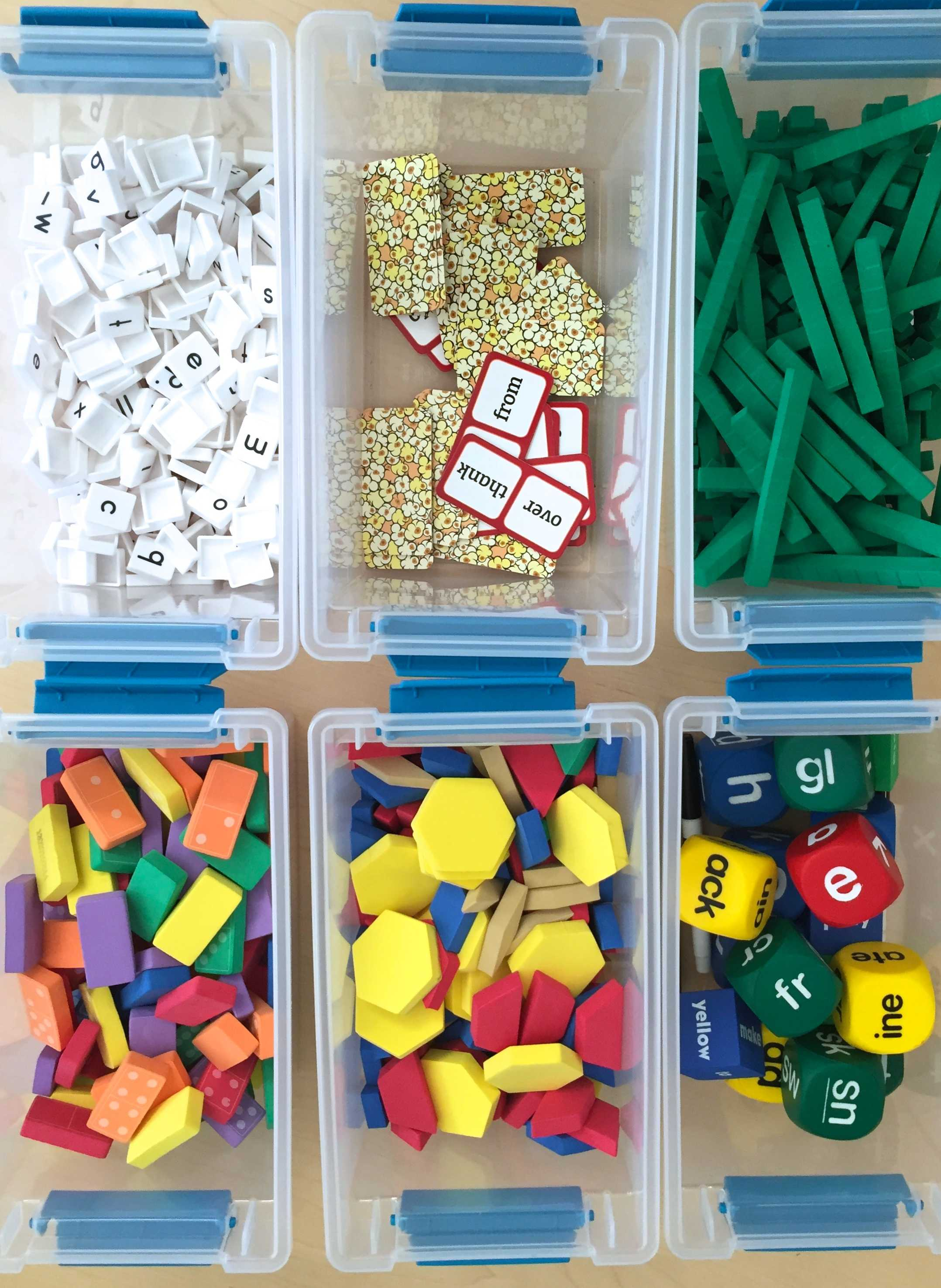The Perfect Storage Container - The Brown Bag Teacher