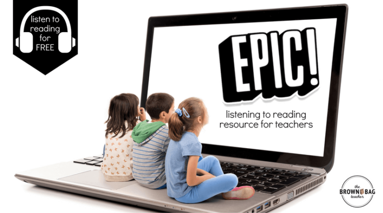 Using EPIC for Listening to Reading