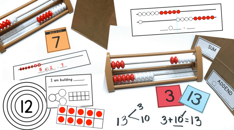 Why a rekenrek? Bead racks offer students a hands-on, concrete way to illustrate their math thinking, compose and decompose numbers, & establish benchmarks.