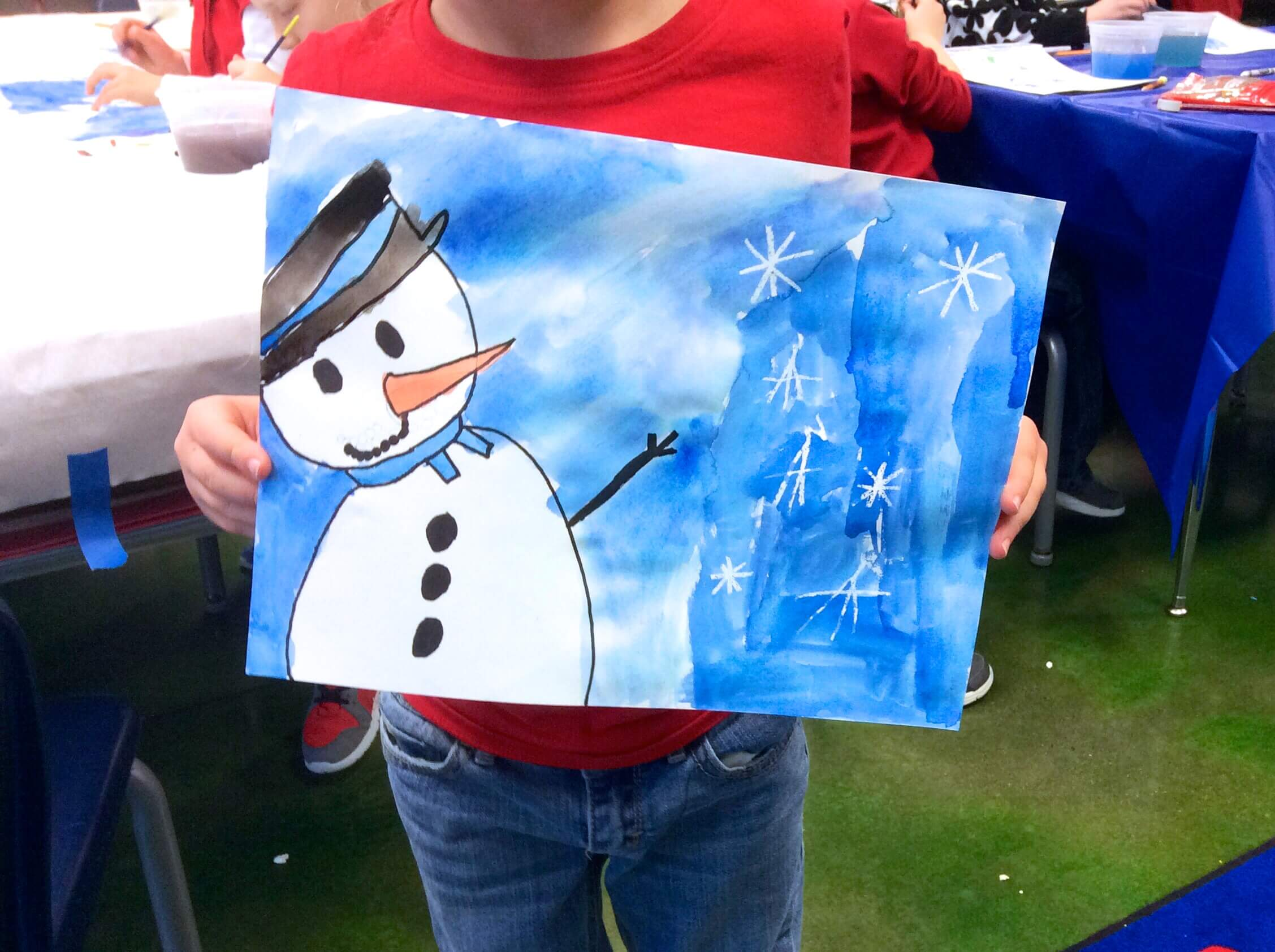 Embrace the season and give our students some hands-on opportunities to create parent gifts, directed draws, watercolor paintings, and so much more!
