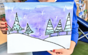 Winter Art Projects