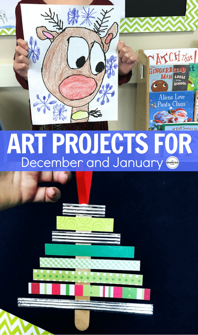 Embrace the season and give your students some hands-on opportunities to create parent gifts, directed draws, watercolor paintings, and so much more!