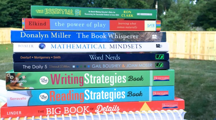 Professional Development Books That Drive Instruction