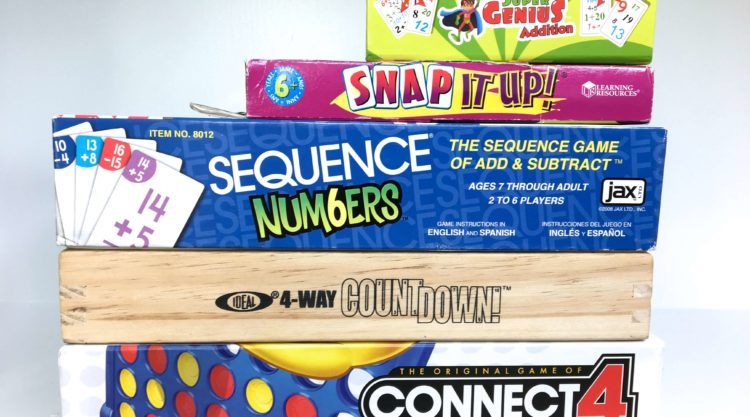 The Best Math Games for Building Fluency