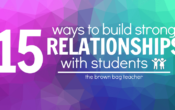 Building Strong Relationships with Students